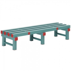 Raised Platform Rack 2000 x 400 x 250mm