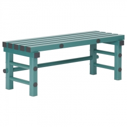 Plastic Bench Seat 1200 x 400 x 450mm