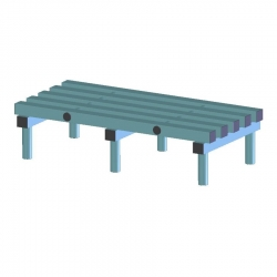Dunnage Rack 1000 x 500 x 250mm