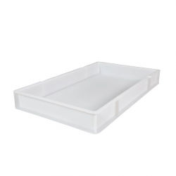 CT301892S - Confectionary tray 762 x 457 x 92mm solid sides & solid base
