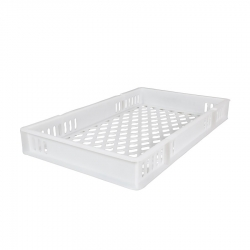 CT301892P - Confectionary tray 762 x 457 x 92mm perforated sides & base