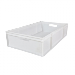 CT3018176S - Confectionary tray 762 x 457 x 176mm solid sides & solid base