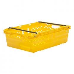 SN0725 - Stack-Nest crate 600 x 400 x 190mm