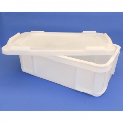 L8104 - Drop on Lid 640 x 385mm stacking box