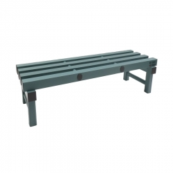 Raised Platform Rack 1200 x 400 x 250mm